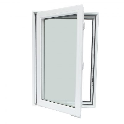 OPERABLE - Casement windows are tall and narrow and open outward. They use a crank handle for smooth operation. They're easy to clean, provide exceptional ventilation, and create a clear view to the outside.