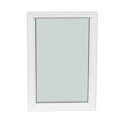 FIXED - Casement fixed windows blend look of an operable casement window with a feature of a fixed unit.