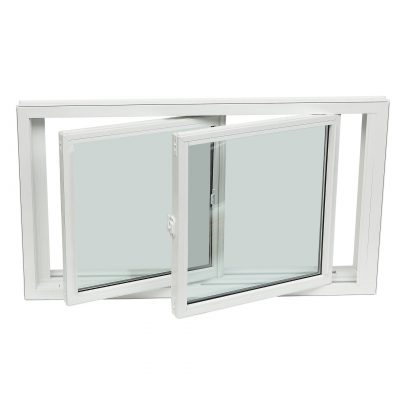 DOUBLE TILT - A double tilt slider has two operable sashes that move horizontally. One or both can be opened simultaneously for better ventilation. Both can tilt in for easy cleaning.