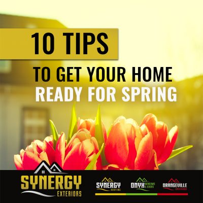 10 Tips to Get Your Home Ready for Spring